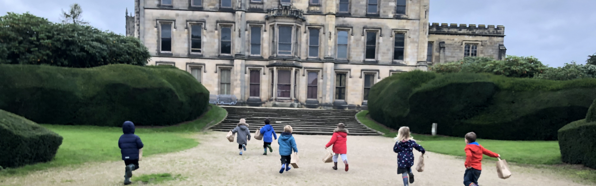 EYFS at Elvaston Castle